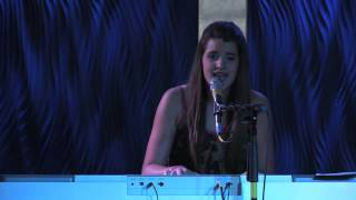 """Kendall Bowser singing """"Disappear"""" an original song"""