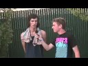 """3OH!3 Interview - BVTV """"Band of the Week"""" RAW FOOTAGE"""