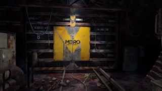 Metro: Last Light - Kalinka Trailer [Fan-made]