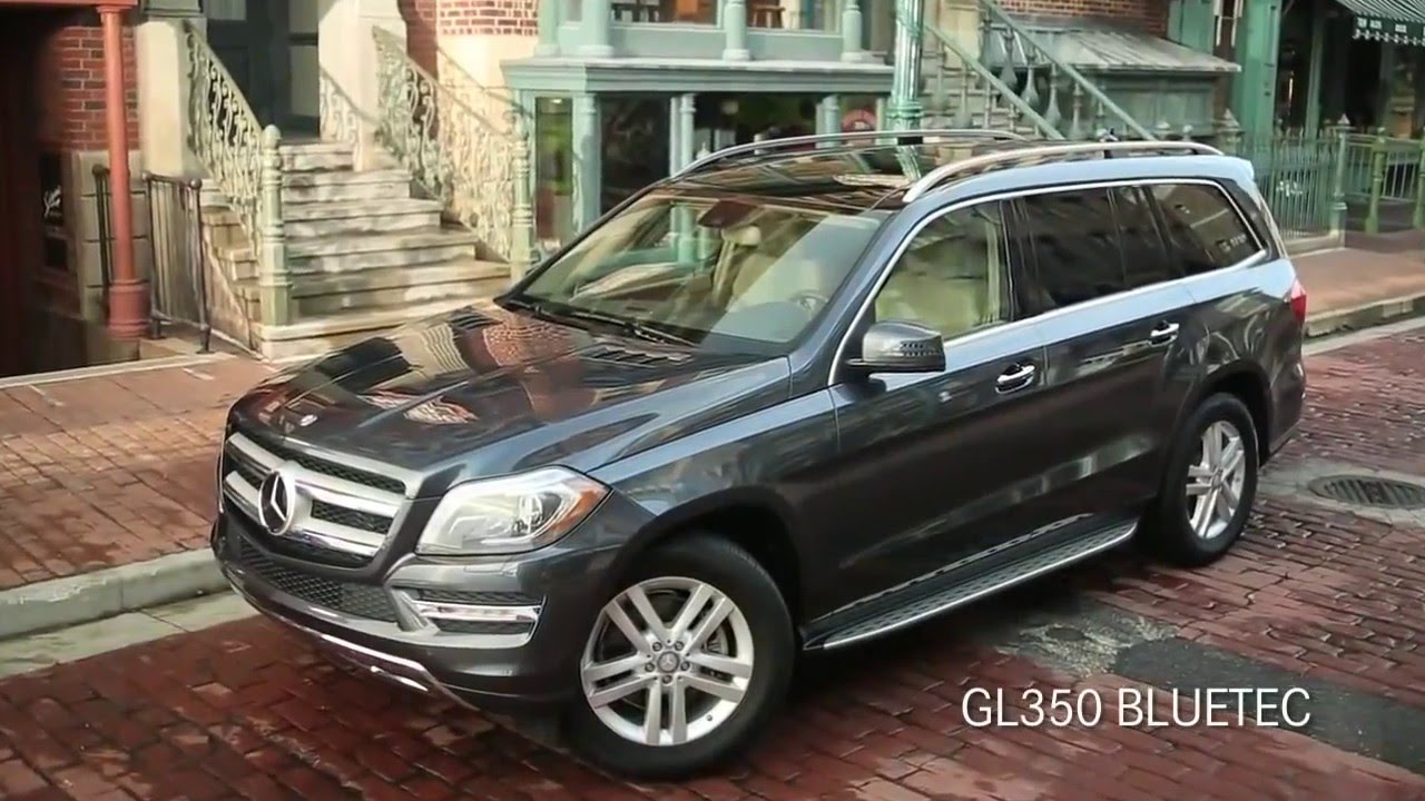 Gl mercedes benz 7 passenger luxury suv youtube for Mercedes benz 7 passenger