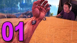 ARK: Survival Evolved Multiplayer - Part 1 - A NEW BEGINNING