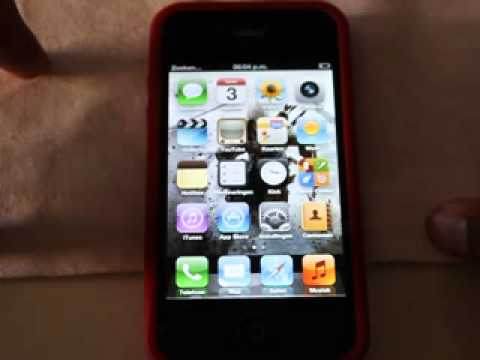 how to change the pin of an iphone youtube. Black Bedroom Furniture Sets. Home Design Ideas
