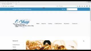 كيفية إنشاء متجر إلكتروني حساب التاجر ؟