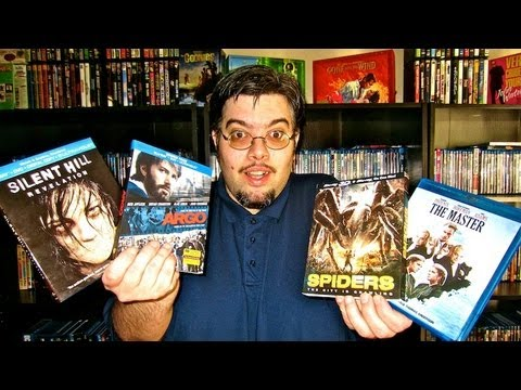 My Blu-Ray Collection Update 2/16/13 Blu ray and Dvd Movie Reviews Mp3
