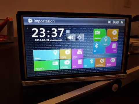 cambio lingua italiano navigatore gps autoradio cinese 2. Black Bedroom Furniture Sets. Home Design Ideas