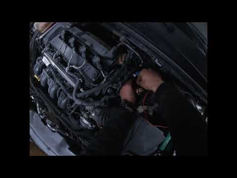 Проверка клапана продувки адсорбера на примере Форд Фокус 2 рестайлинг