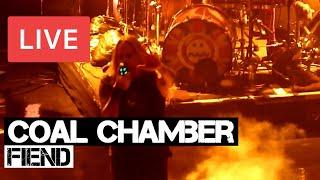 Coal Chamber - Fiend Live in [HD] @ KOKO London - 2015