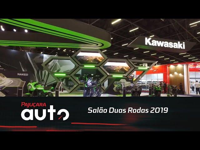 Salão Duas Rodas 2019: Kavasaki, Triumph, Royal Enfield e KTM