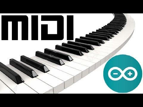 🎹 Convertir Piano De Juguete En Sintetizador MIDI (Explicado - Arduino)