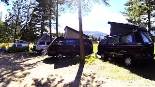 Westfalia Camping Weekend