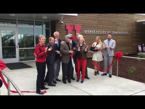Utes open $2.8 million ski building (The Salt Lake Tribune)