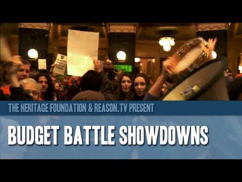 State Budget Battle Showdowns
