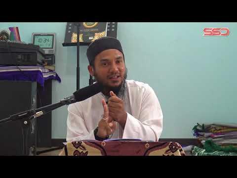 Ustaz Syed Azwan | 27 Ogos 2017 | DAURAH KITAB QAWAIDUL ARBA'