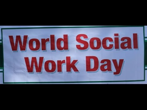 World Social Work Day 2016