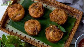 Bếp Cô Minh | Tập 96 - Hướng dẫn cách làm món Bánh Cống Miền Tây rất đơn giản