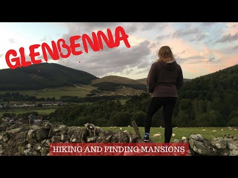 Hiking in The Scottish Borders | Glenbenna | SCOTLAND travel