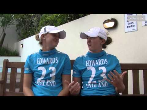 Players lead tribute to Charlotte Edwards ahead of 200th game as England captain