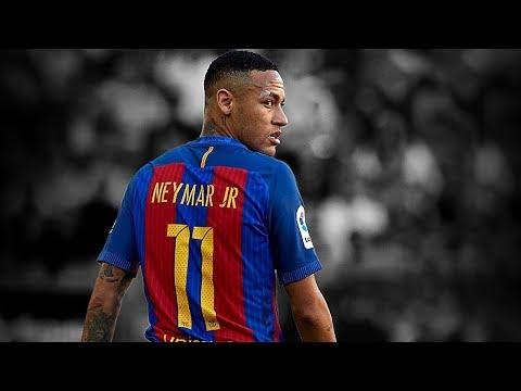 Neymar Jr ● Left Behind ● Skills & Goals ● 2017/2018 HD