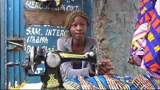 Témoignage de la Couturière professionnelle DINA Mawete formée par HPP-Congo.