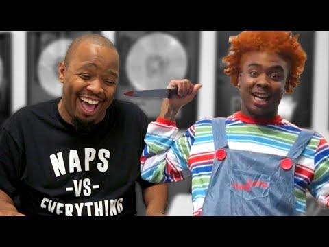 FlexedUpFletch - Chucky | SquADD Reaction Video
