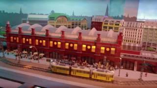 Экскурсия на автобусе и Legoland. Наш отпуск в Берлине, день 3. Немецкий с Оксаной Васильевой.