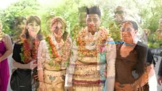 Wedding in Tonga