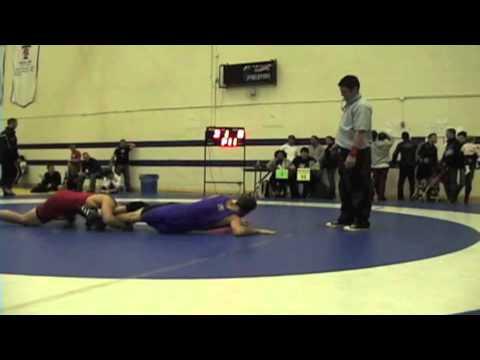 2008 University of Toronto Open: 68 kg John Feng vs. David Eikelboom