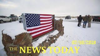 Trump Pardons Oregon Ranchers Whose Case Led To Refuge Occupation | News Today | 07/10/2018 | D...
