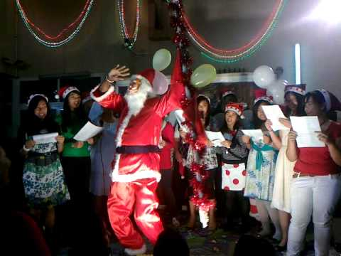 christmas carols by youth