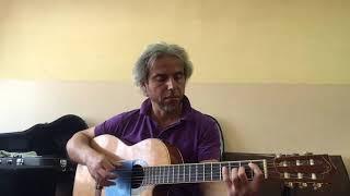 """""""ЗВЕРЬ""""(БРАТ)- Наутилус Помпилиус- guitar Cover Garri Pat видео"""