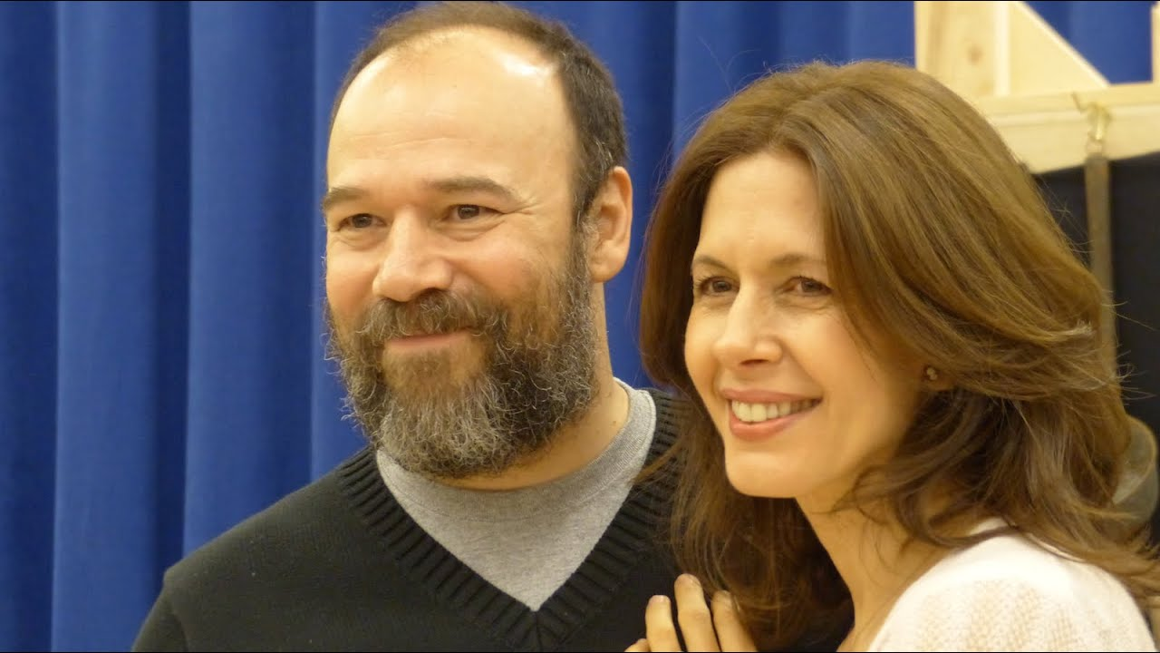 Interviews with Fiddler on the Roof Cast -Part II