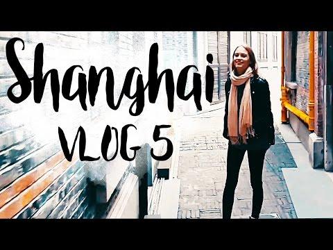 SHANGHAI VLOG 5 / French concession