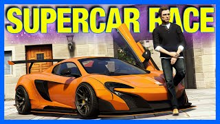 GTA 5 FiveM : Supercar Customization & Races!!