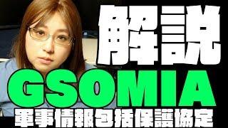 GSOMIAを解説 日韓軍事情報包括保護協定とは何かこの動画を見れば分かります