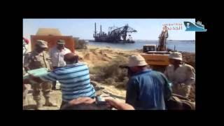 Nuevo canal de Suez: El desafío de la gente y la decisión del presidente Sisi 2014- 2015
