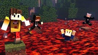Minecraft LAV SAVAŞLARI ! - w/Gereksiz Oda,Ozan Berkil,Ali