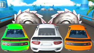 Deadly Race (Speed Car Bumps Challenge) All Vehicles Unlocked - Challenges Gameplay Part 7