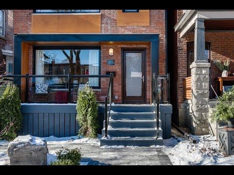 64 Arlington Avenue, Toronto - Property Film