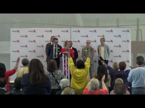 Enfield Southgate - General Election Declaration