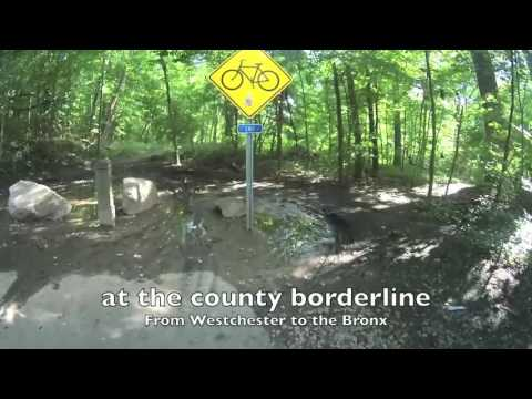 South County Trailway Yonkers, Old Putnam Trail to Van Cortlandt Park