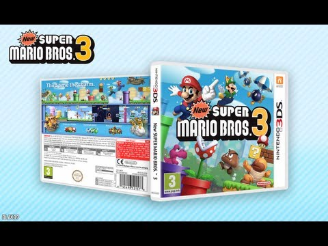 New super mario bros 3 nds rom download.