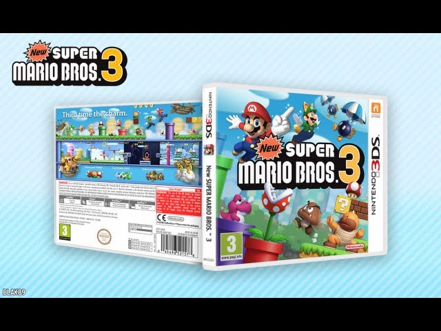 New Super Mario Bross 3 Modded Nintendo Ds Rom Download Youtube
