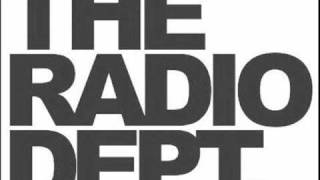 The Radio Dept. - Mad About The Boy