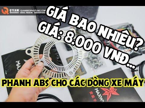 Exciter 150/ Honda Winner ĐỘ ABS L Lắp đặt ABS Cho Xe Máy Cực Kì Dễ Dàng