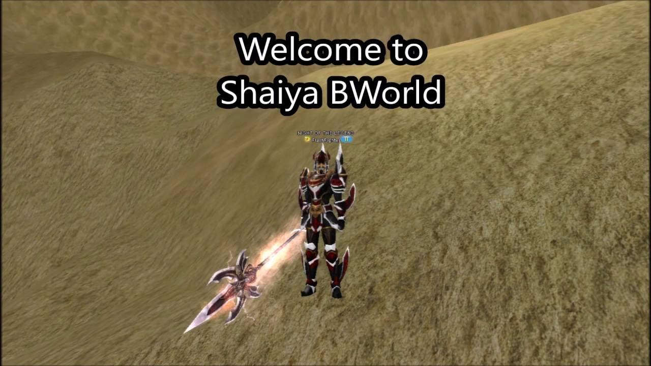 Shaiya BWorld by FlashFighter