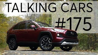 2019 Toyota RAV4; Standard Safety Terms | Talking Cars with Consumer Reports #175
