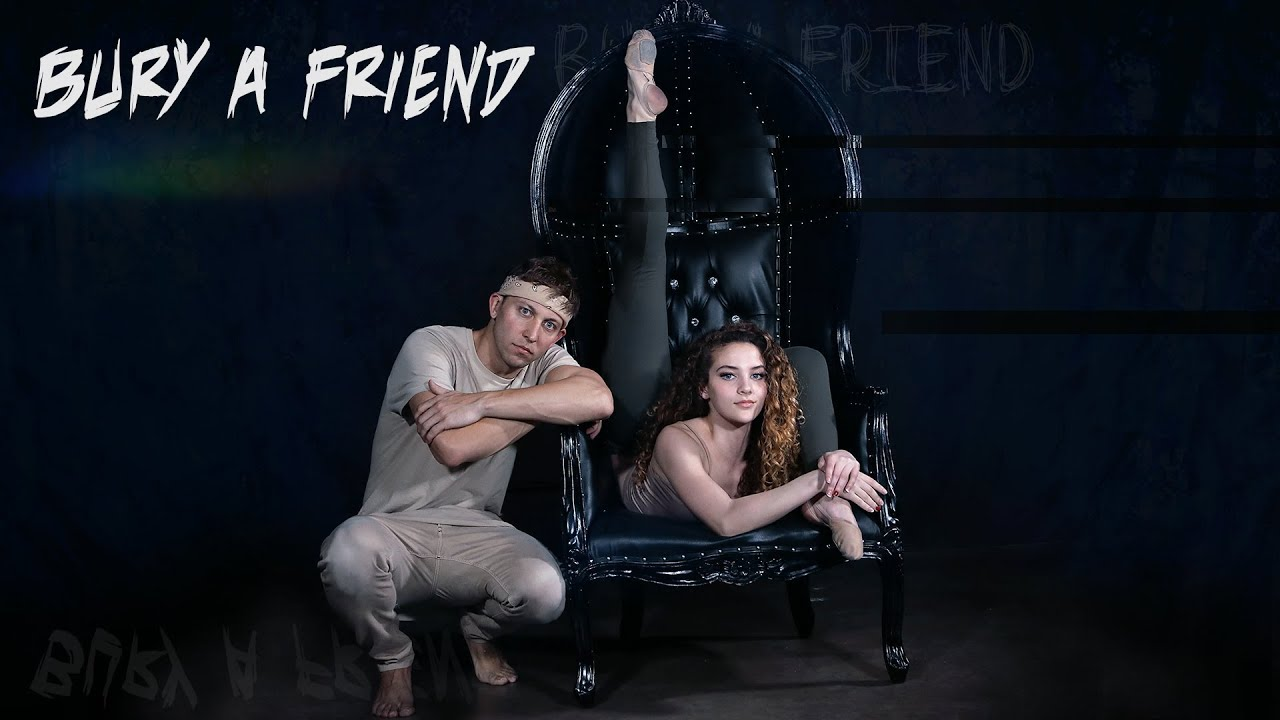 Bury a Friend - Billie Eilish | Sofie Dossi & Matt Steffanina image