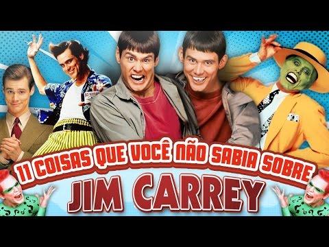 11 coisas que você não sabia sobre JIM CARREY