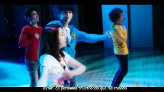 Dream High 2 - B Class Life - (Live) MV [Sub Español]
