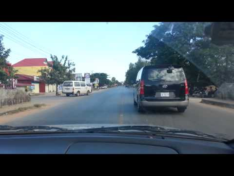 Khmer Highway from Poipet to Siem Reap, Cambodia | Oknha Meas
